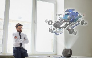 Einsatzmöglichkeit eines Bleen 3D Hologramm Projektors im Job