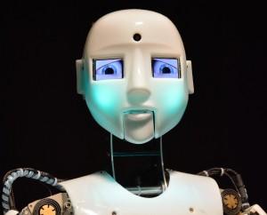 Roboter mit menschlicher Form