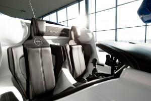 Sitze im AeroMobil 3.0