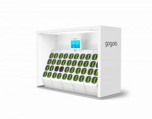 Die Gogoro GoStation
