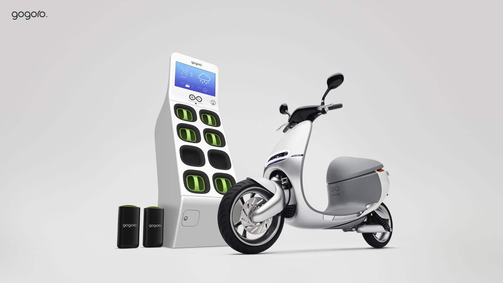 Gogoro Smartscooter