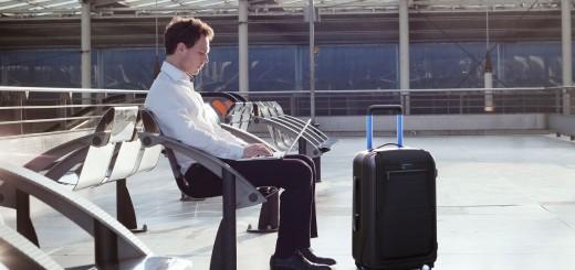 Bluesmart Koffer fürs Handgepäck