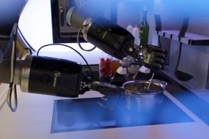 automatisierte Küche von Moley Roboticsautomatisierte Küche von Moley Robotics
