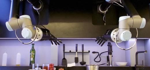 automatisierte Küche von Moley Robotics