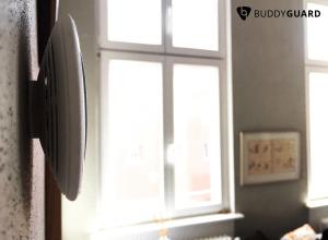 Das Flare Sicherheitssystem von BuddyGuard