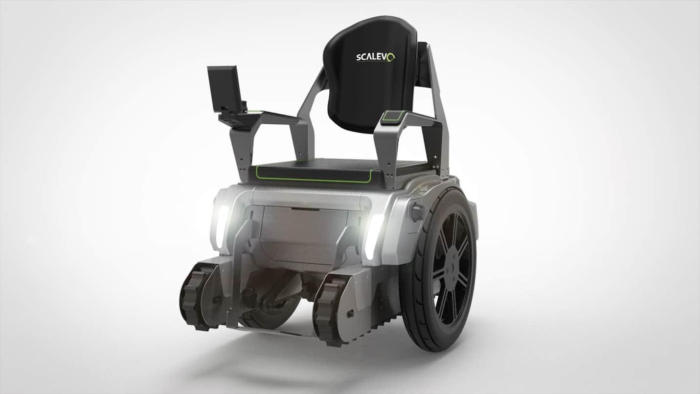 Scalevo Rollstuhl