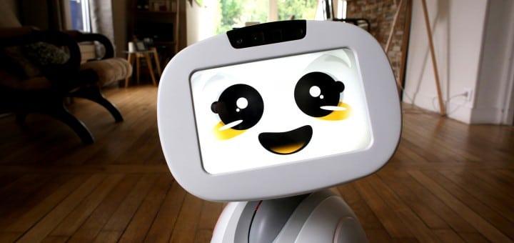 Buddy, der soziale Begleitroboter für die Familie