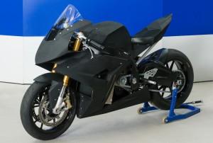 Prototyp des Elektro- Motorrads T0RR (Copyright: Uli Benz/ TU München)