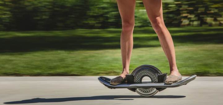 Fahrvergnügen mit dem neuen Hoverboard