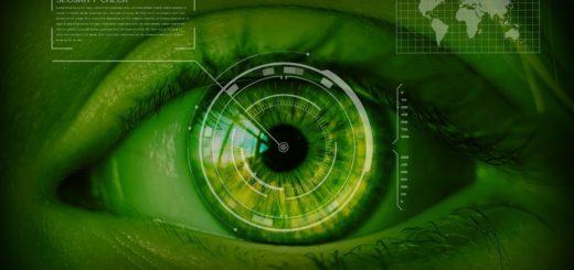 Iris-Scan als Smartphone-Schutz