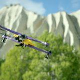 AirDog im Flug (Bild: AirDog)